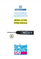 OFFRE SPECIALE Microgauge